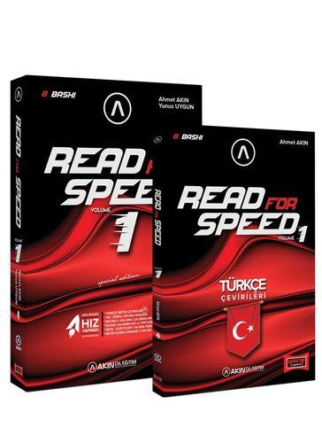 Akın Dil & Yargı Yayınları Read For Speed