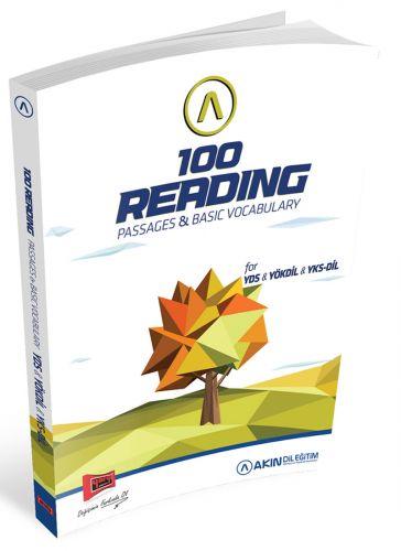 Akın Dil & Yargı Yayınları 100 Reading Passages Basic Vocabulary