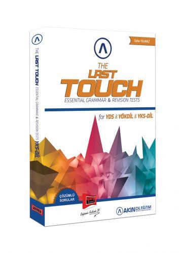 Akın Dil & Yargı Yayınları The Last Touch Essential Grammar & Revision Tests