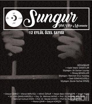 Sungur Dergisi 1. Sayı (12 Eylül Özel)