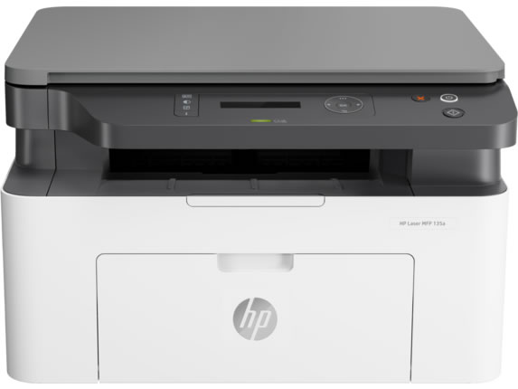HP 4ZB82A 135A Yazıcı/Tarayıcı/Fotokopi Lazer Yazıcı