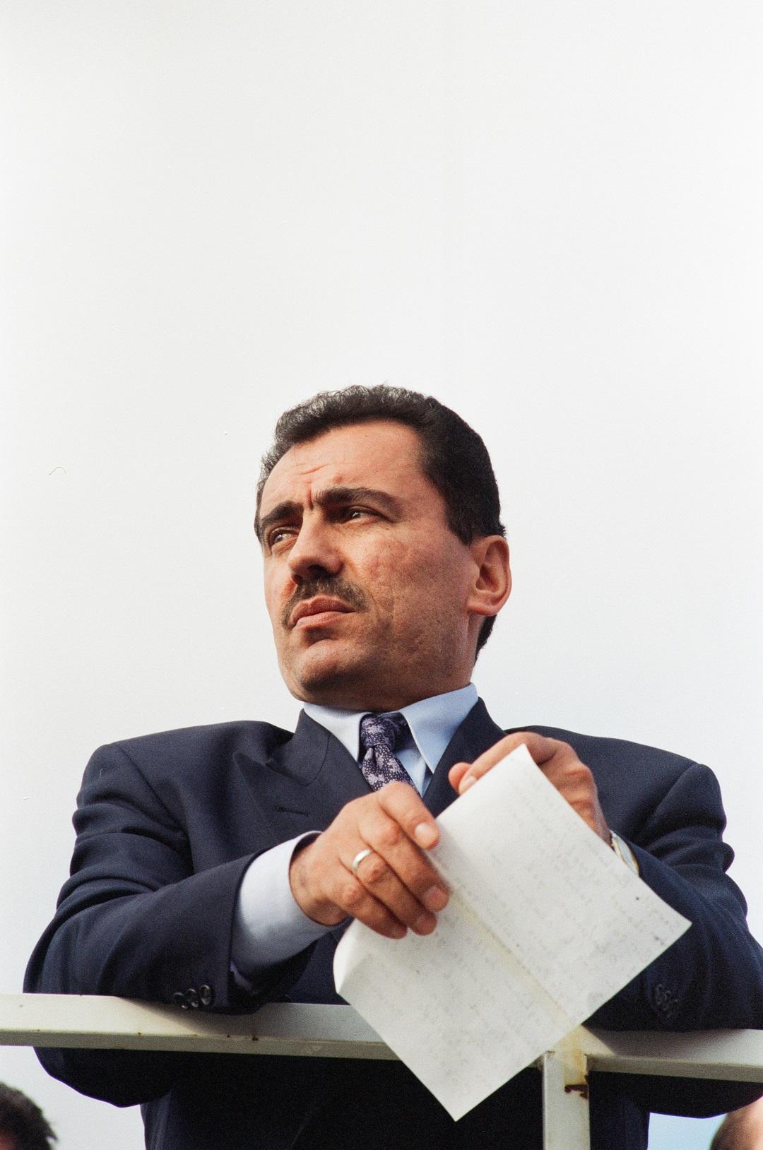 Muhsin Yazıcıoğlu Bez Poster 1