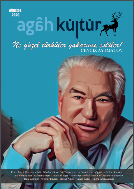 Agâh Kültür Dergisi (Ağustos 2020)