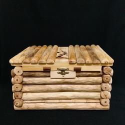El Yapımı Ahşap Kutu